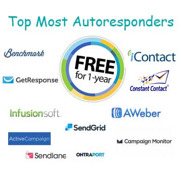 Top Most Autoresponder Free For One Year