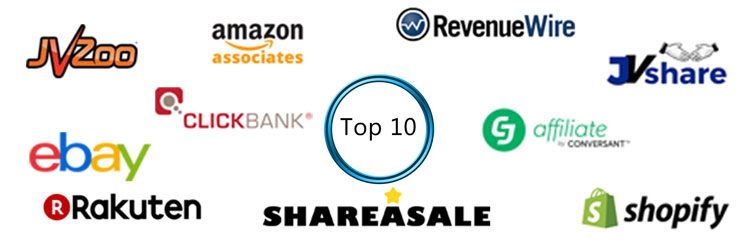 TOP 10 Affiliate Marketing Platforms In 2018 [Affiliate Networks]